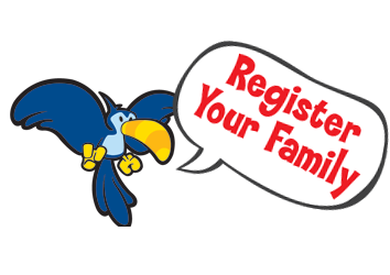 Register Your Family!